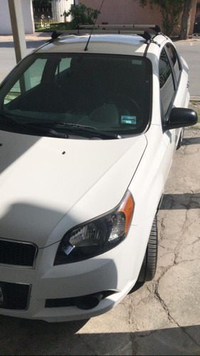 chevrolet aveo 1.6 lt mt sedan a/a