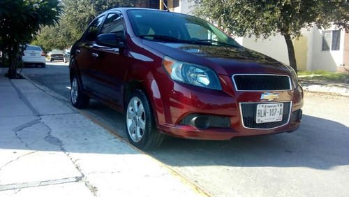chevrolet aveo 1.6 lt plus mt 2013