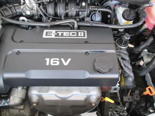 chevrolet aveo 1.6 ltz 4 cilindros 2016