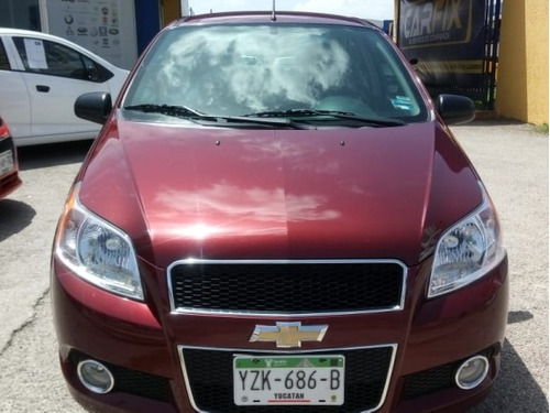 chevrolet aveo 1.6 ltz at mid 21371210