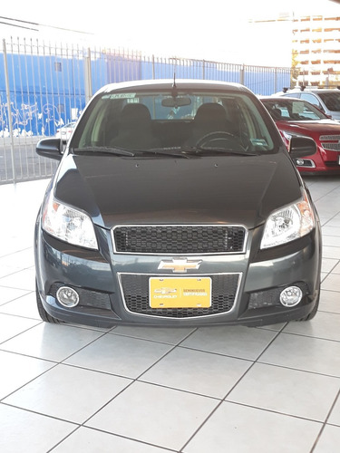 chevrolet aveo 1.6 ltz at sedán