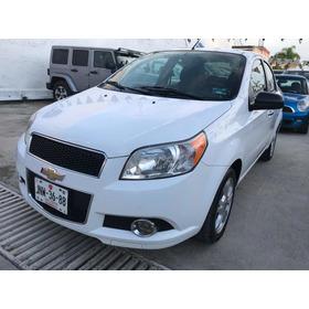 Chevrolet Aveo 1.6 Ltz L4 Man Mt 2014