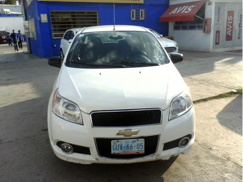 chevrolet aveo 1.6 ltz l4 man mt