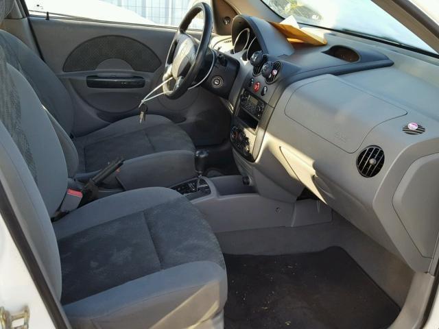 Chevrolet Aveo 2004 2008 Manija De Interior 50000 En