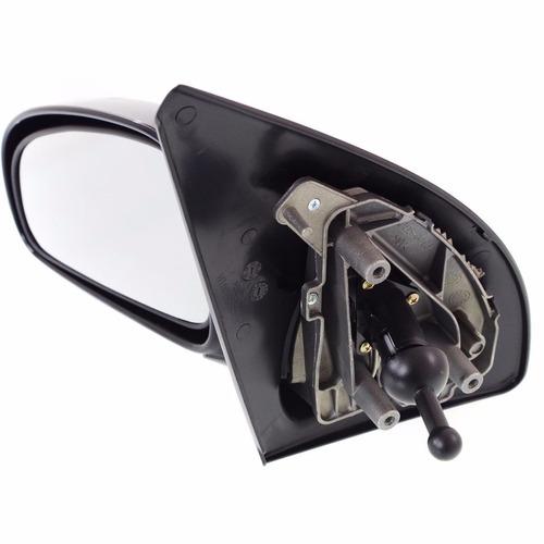 chevrolet aveo 2007 - 2011 espejo izquierdo manual nuevo!!!