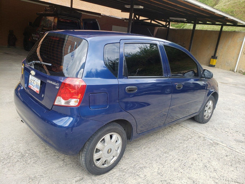 chevrolet aveo 2007 impecable 110.000kms