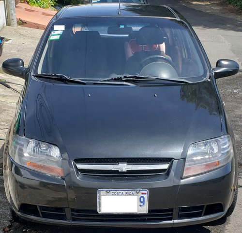 chevrolet aveo 2008, manual, gasolina, motor 1200