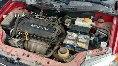 chevrolet aveo 2010 ( en partes ) 2009 - 2011 motor 1.6 aut