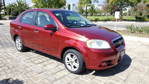 chevrolet aveo 2011 1.6 f abs ee ba mp3 r-15 at