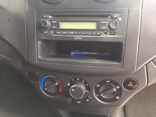 chevrolet aveo 2012 std  dir hidrau,clima radio cd usb elec