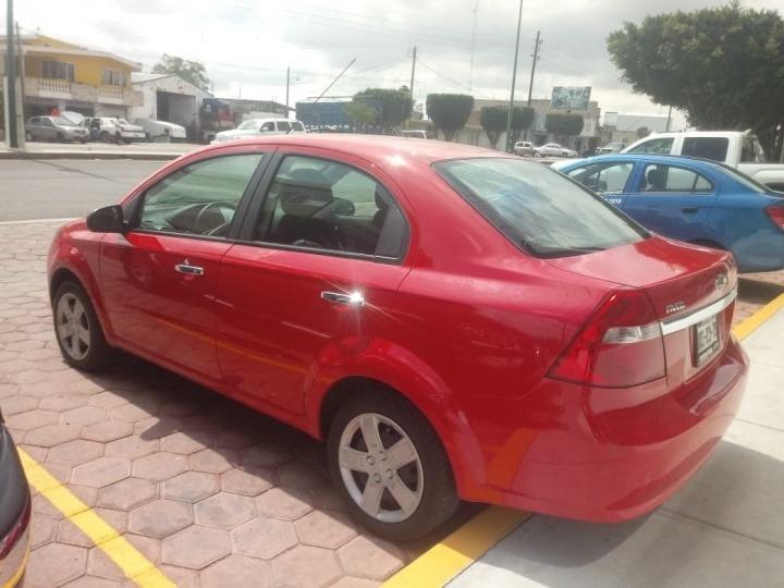 Chevrolet Aveo 2017 169000 En Mercado Libre