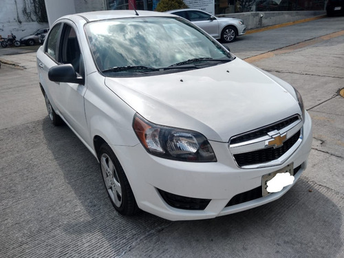 chevrolet aveo 2018 1.5 lt at