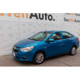 Chevrolet Aveo 2018 4p Ltz L4/1.6 Aut