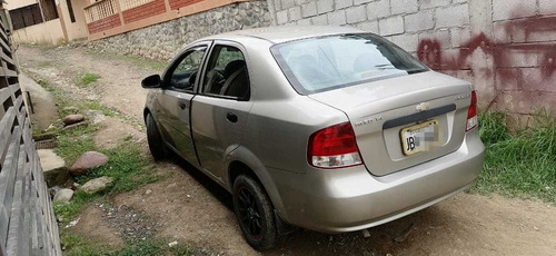 chevrolet aveo actvo sedan