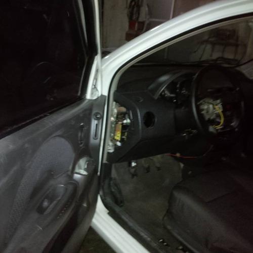 chevrolet aveo año 2009 vehiculo recuperado
