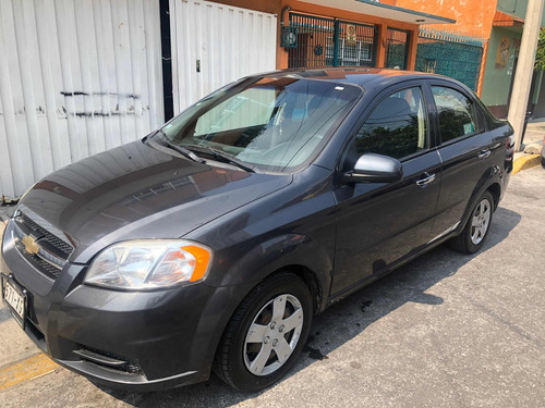 chevrolet aveo at cd paq.c climar14