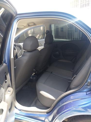 chevrolet aveo aveo 4 puertas 2008
