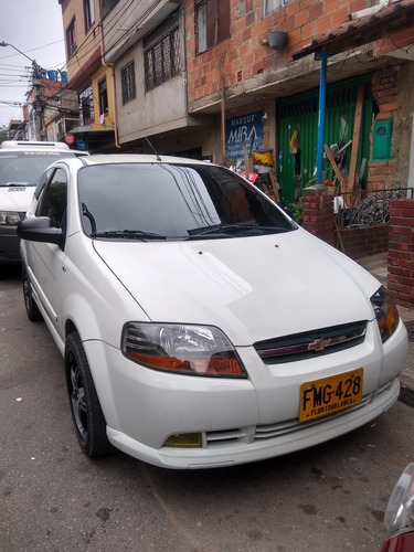 chevrolet aveo coupe gt