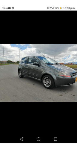 chevrolet aveo cuope