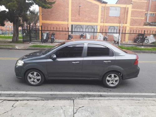 chevrolet aveo emotion, 1.6, 2010