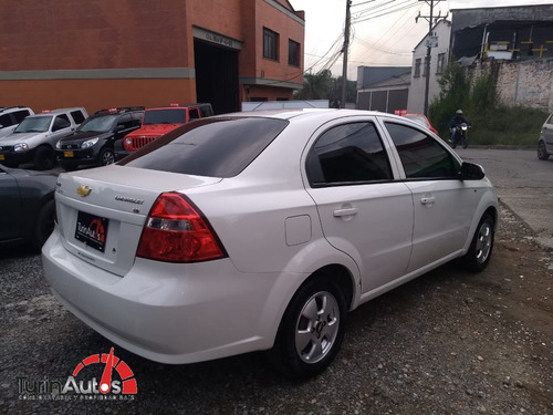 chevrolet aveo emotion 1.6 2011