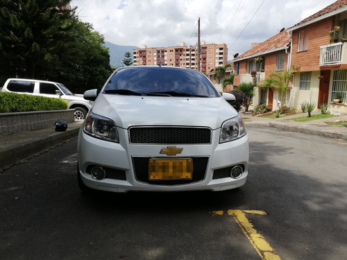 chevrolet aveo emotion 1600
