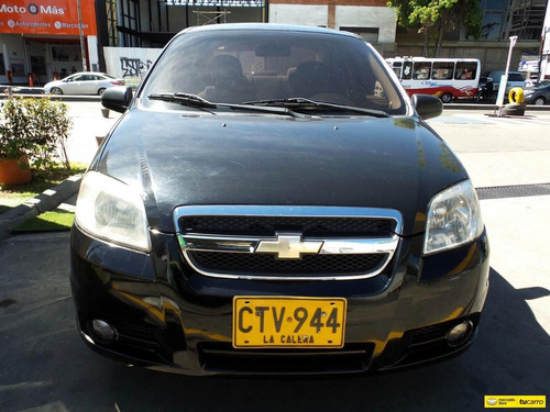 chevrolet aveo emotion 1.600 mt