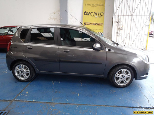 chevrolet aveo emotion 1600 mt abs aa