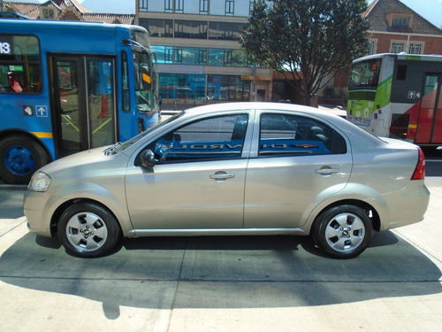 chevrolet  aveo emotion  1600cc aa ba abs mt