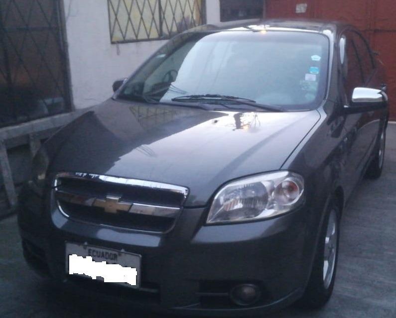 Chevrolet Aveo Emotion 16s Full Us 10800 En Mercado Libre