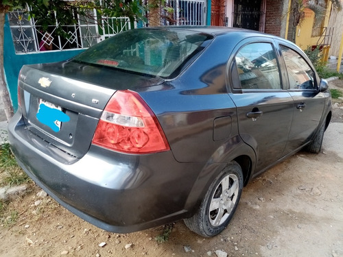 chevrolet aveo emotion 2010 emotion 2010