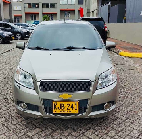 chevrolet aveo emotion 2011 1.6 gti