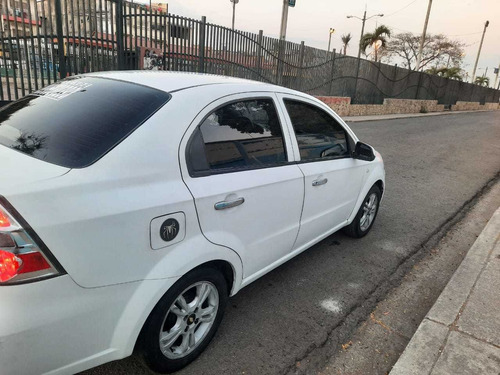 chevrolet aveo emotion 2016 full