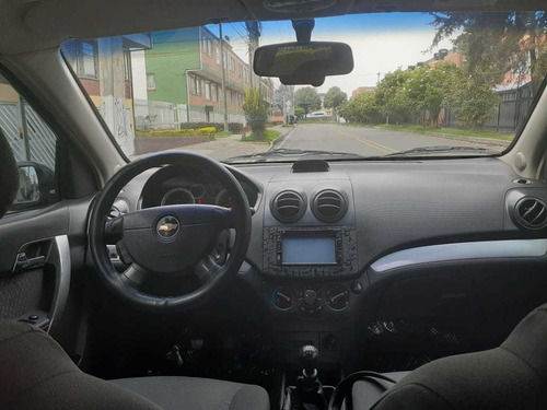 chevrolet aveo emotion,