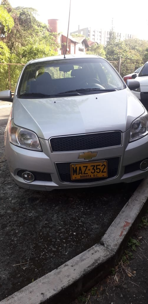 Chevrolet Aveo Emotion 22000000 En Tucarro