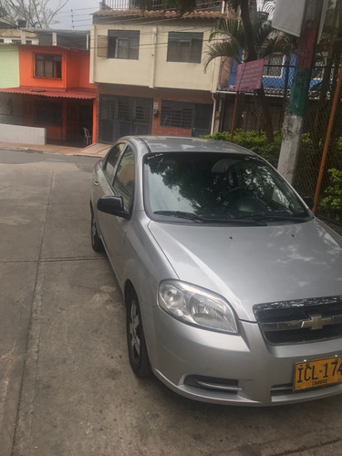 chevrolet aveo emotion aveo emotion 1.4 2007 2007