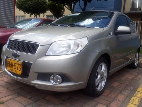 chevrolet aveo emotion coupe 2011