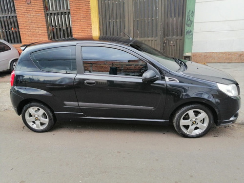 chevrolet aveo emotion coupe 3 puertas 2011