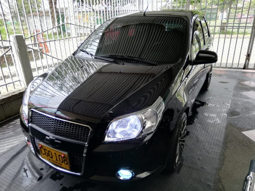 chevrolet aveo emotion emotion gt 2013
