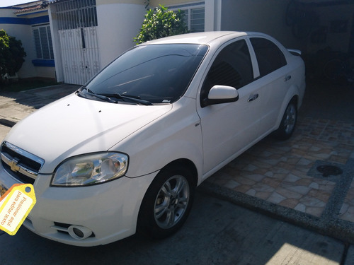 chevrolet aveo emotion excelentes condiciones