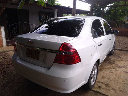 chevrolet aveo emotion full equipo 1.6
