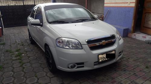 Chevrolet Aveo Emotion Gls 2011 Con Aire Acondicionado - U$S 12.700 en Mercado Libre