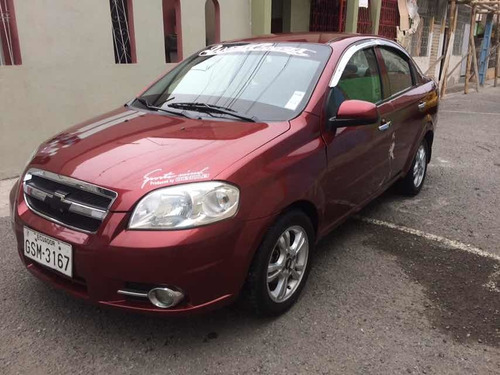chevrolet aveo emotion gls full