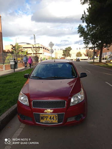 chevrolet aveo emotion gt 1.6