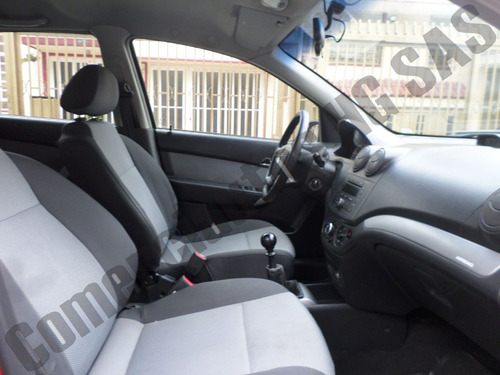 chevrolet aveo emotion gt 1.6 mt