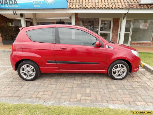chevrolet aveo emotion gt 1.6cc at aa 3p