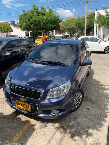 chevrolet aveo emotion gt 2010