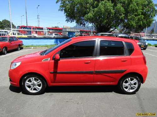chevrolet aveo emotion gt 5p full equipo