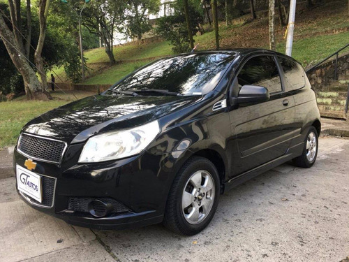 chevrolet aveo emotion gti   1.6 3p  2010
