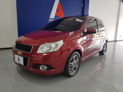 chevrolet aveo emotion gti 2011